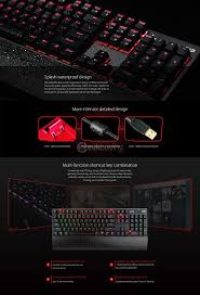 Lighted Keyboards For Computers Picture More Detailed Elephone Eleenter Game1 Professional Gaming Keyboard Black