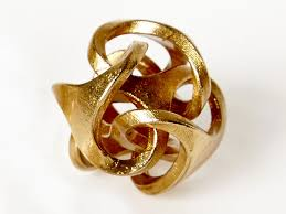 3d printed gold jewellery brass 3d printing material information shapeways