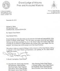 Sample Withdrawal Of Resignation Letter Freemasons For Dummies January 2012