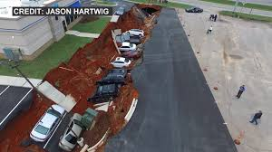 ihop open on thanksgiving see bird u0027s eye view of giant mississippi u0027sinkhole u0027 nbc news