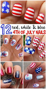 25 best 4th of july nail art ideas images on pinterest
