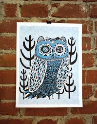 animal art trends home is where the wild things are