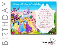 176 best princess theme invitations images on pinterest princess