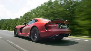 dodge viper dodge viper production will finally end in august