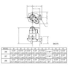 260 series zoeller pump company