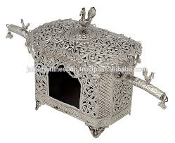 Silver Items Exclusive Wedding Gift Unique Hut Candle Holder Or Silver Plated