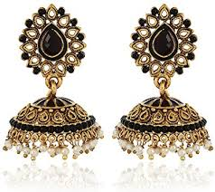 fancy jhumka earrings buy shining traditional jewellery stylish fancy party wear