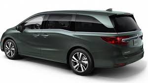 mpv car new honda odyssey premium mpv 2018 india with detailed