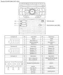 2002 hyundai sonata car radio stereo audio wiring diagram wiring