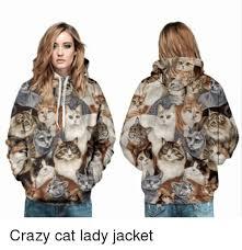 Meme Jacket - sy 驯 crazy cat lady jacket meme on me me
