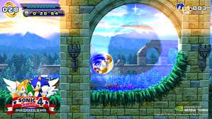 sonic 4 episode 2 apk android you can play on shield right now the official