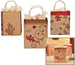 christmas shopping bags 12 pack kraft paper bags handles christmas shopping gift storage