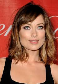 above the shoulder layered hairstyles just above shoulder length haircuts