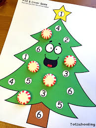 christmas tree learning activities for toddlers u0026 prek