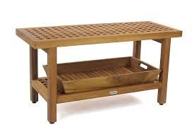 Teak Shower Seat Teak Shower Benches Good Gifts For Senior Citizens