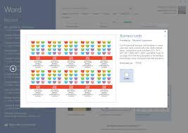Sheet Template Word Word 2013 Sheet Computerworld