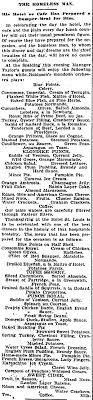 thanksgiving dinner in duluth in the 1890s news tribune attic