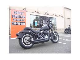 harley davidson softail custom in connecticut for sale used