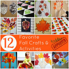 thanksgiving toddler lesson plans toddler approved 12 favorite fall crafts and activities