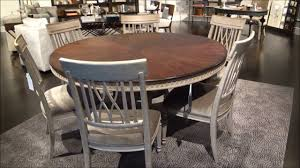 Villa Couture Ana Round Dining Room Set By Stanley Furniture YouTube - Stanley dining room furniture