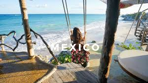 epic treehouse hotel 24 hours in tulum mexico youtube