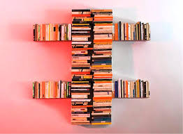 How To Make Invisible Bookshelf Gorgeous Inspiration Invisible Shelves Modest Decoration How To
