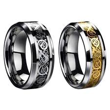 bluelans wedding band ring stainless steel matte ring 12 best gyűrűk images on bridal jewelry sets