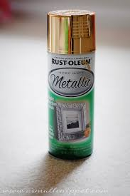 Rustoleum Spray Paint For Wood Metallic Gold Crib A Small Snippet