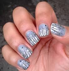 164 best nail art winter images on pinterest holiday nails