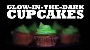 Glow In The Dark Home Decor Diy Glow In The Dark Cupcakes Youtube