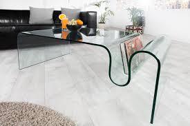 tableau verre transparent pour ecrire table basse en verre transparent lexy 115 cm