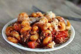 Five Cheese Marinara Sauce On Cavatappi Pasta With Chicken Meatballs - cavatappi in marinara dinner ideas pinterest pasta noodles