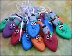 image result for fimo clay ornaments