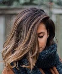 short brown hair with blonde highlights trendy hair highlights 25 best hairstyle ideas for brown hair