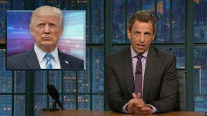 late night hosts express disgust with trump u0027s initial