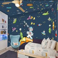 Aliexpresscom  Buy Large Custom Murals Universe Outer Space - Kids room wall murals