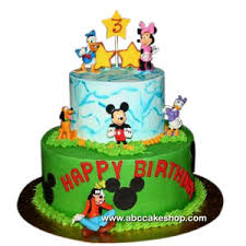and friends cake 1193 mickey mouse and friends birthday cake abc cake shop bakery