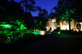 Design Landscape Lighting - houston landscape lighting design and installation