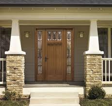 accessories attractive dark cherry wood double front door with