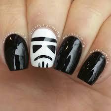 star wars by nailstorming nail nails nailart manicure mania