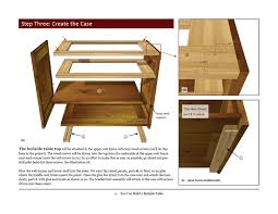 Woodworking Plans Projects 2012 05 Pdf by Woodworking Plans Shaker Table Wood Saddle Rack Plans Plans