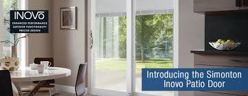 Simonton Patio Doors The Simonton Inovo Patio Door