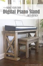 Choir Stands Benches Best 25 Piano Table Ideas On Pinterest