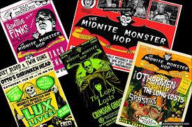 midnite monster hop mike decay ponyboy magazine