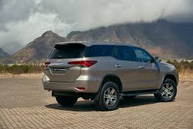 cars toyota 2016 toyota fortuner 2016 specs and pricing announced cars co za