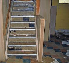 ceramic tile on stair risers how to stairs edge home decor step