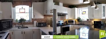 cuisine neuve reno cuisine spécialiste de la rénovation et du refacing à québec