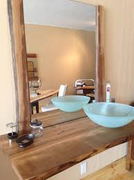 Diy Wood Kitchen Countertops Bathroom Design Fabulous Wood Vanity Top Reclaimed Wood Bathroom