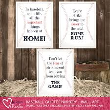 baseball wedding sayings baseball quotes wall baseball nursery decor printable