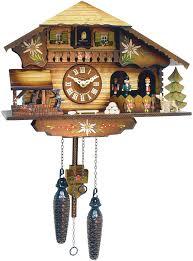 Modern Cuckoo Clock 400qmt Engstler Alexander Taron Quartz Cuckoo Clock Cuckoo Clock